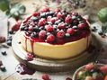 Recette : Cheesecake aux speculoos et fruits rouges - Recette au fromage