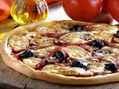 Pizzas au fromage