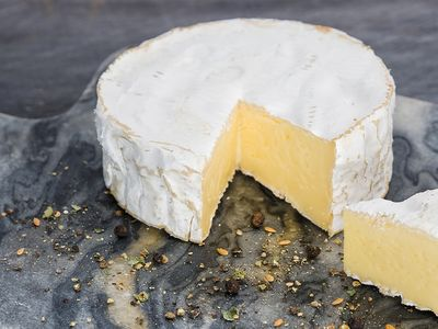 Fromage : Camembert de Normandie AOP