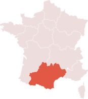 Carte Fromage : Cathare