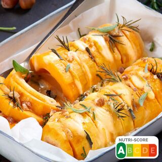 Recette : Courge butternut