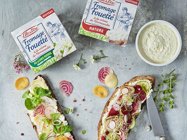 Fromage : Fromage Fouetté Elle&Vire