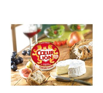 Fabrication: Camembert Cœur de Lion®