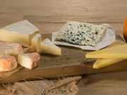 Fromage : Planche  classique du fromager