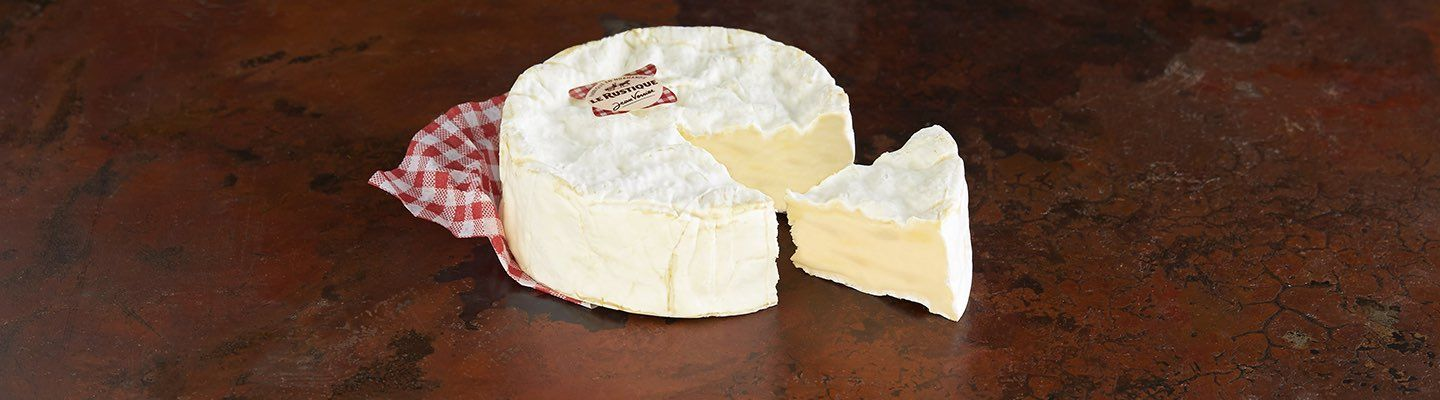 Fromage : Camembert Le Rustique®
