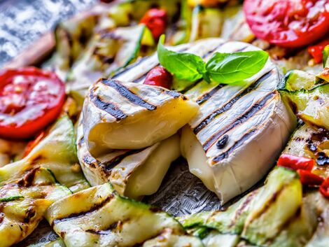 Le fromage s'invite au barbecue !