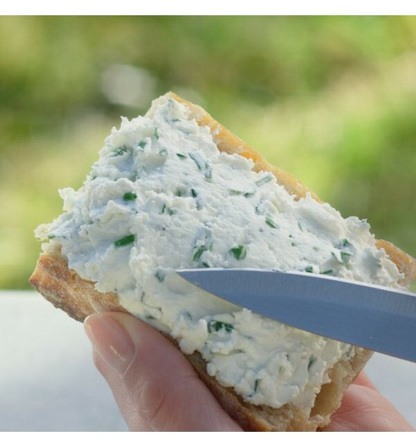 Fabrication: Tartare ail et fines herbes®