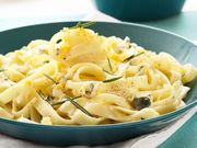 Recette : Tagliatelles au roquefort - Recette au fromage