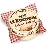 LE RUSTIQUE CAMEMBERT EXTRA COULANT 240G
