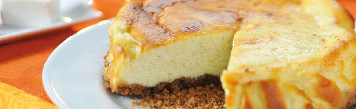 Cheesecake : Qui veut du fromage