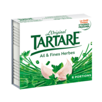 TARTARE AIL FINES HERBES 6 PORTIONS 96G