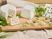 Fromage : Planche herbes folles