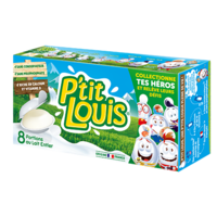 P'TIT LOUIS NATURE 8 PORTIONS 160G