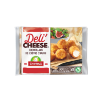 DELI'CHEESE CHAVROUX 11X15G DELICIEUX CROUSTILLANTS AU FROMAGE